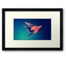 Crystal Framed Print