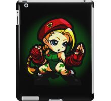 Puzzle Spirit: Cammy iPad Case/Skin