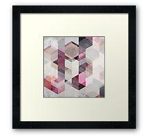 Nordic Combination 22 Y Framed Print