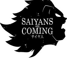 Sayan is coming (Winter is coming) by Maclogan
