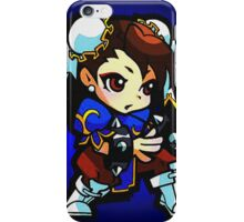 Puzzle Spirit: Chun-li iPhone Case/Skin