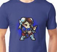 Puzzle Spirit: Chun-li Unisex T-Shirt