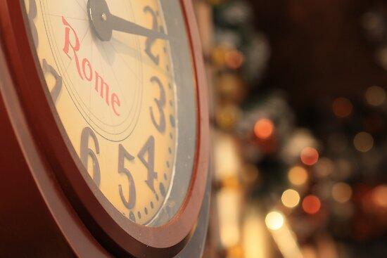 che ora e` ? by malina