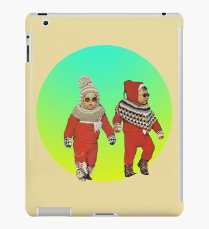 BABY THUGS. iPad Case/Skin