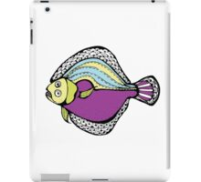 fish 6 iPad Case/Skin