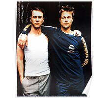 Ed & Brad Poster