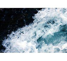 Water Rush Photographic Print