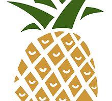 Pineapple (one) by diiazmarta