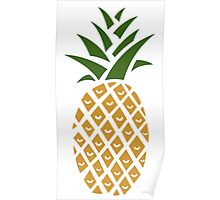 Pineapple (one) Poster