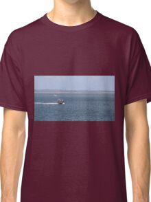 Out on the bay Classic T-Shirt