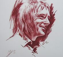 Paul Weller III by Melissa Mailer-Yates
