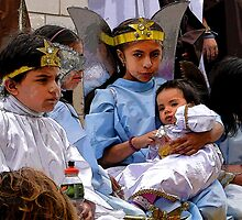 Cuenca Kids 589 by Al Bourassa