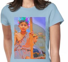 Cuenca Kids 591 Womens Fitted T-Shirt