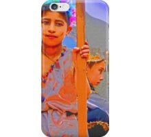 Cuenca Kids 591 iPhone Case/Skin