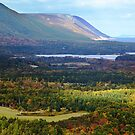 Sunrise Valley, Cape Breton Island by George Cousins