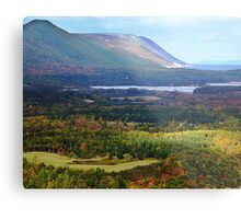 Sunrise Valley, Cape Breton Island Metal Print