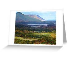 Sunrise Valley, Cape Breton Island Greeting Card