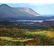 Sunrise Valley, Cape Breton Island Photographic Print