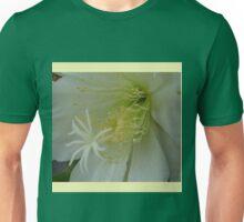 Wonder in White Unisex T-Shirt