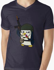 Gunter Strike (No Text)  Mens V-Neck T-Shirt