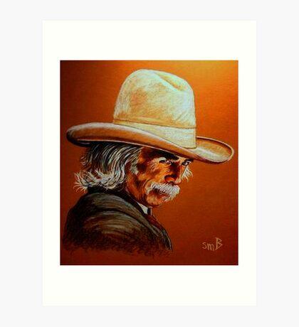 Mr Hornsbee Art Print