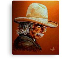 Mr Hornsbee Canvas Print