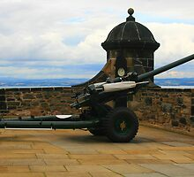 One'o'clock Gun by RedHillDigital