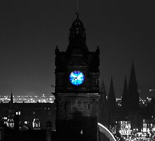 Balmoral Saltire II by Andrew Ness - www.nessphotography.com