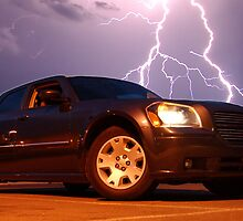 Dodge Lightning by HoltPhotography