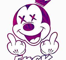 Fuck Purple by Monkeys Band