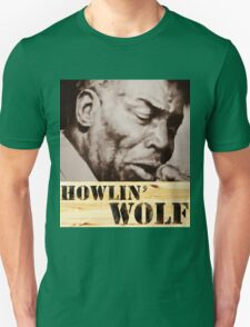 Howlin' Wolf (ink portrait ) T-Shirt