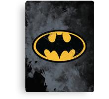 I'm Batman Canvas Print