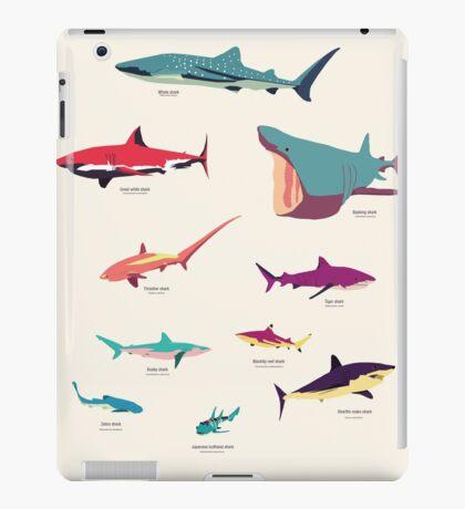 Sharks iPad Case/Skin