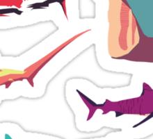 Sharks Sticker