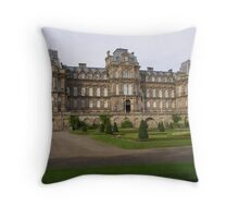 Bowes Museum, Barnard Castle Throw Pillow