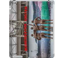 The United Trinity, Old Trafford iPad Case/Skin