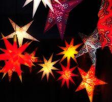 PAPER STARS by cdudak