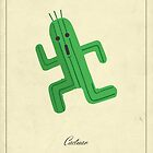 Cactuar by Simon Alenius
