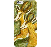 Springboks 2 iPhone Case/Skin