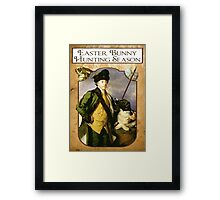 Easter Hunt Framed Print