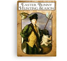 Easter Hunt Canvas Print