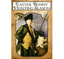 Easter Hunt Photographic Print
