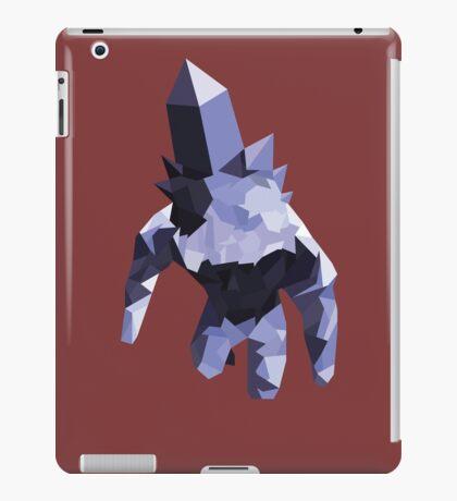 Crystal Golem iPad Case/Skin