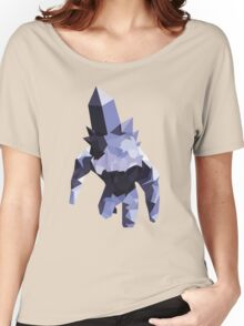 Crystal Golem Women's Relaxed Fit T-Shirt