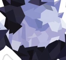 Crystal Golem Sticker