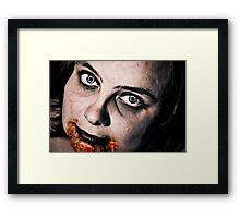 Living Dead Framed Print