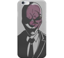 "Old Hoxton - ""It's PAYDAY, fellas!"" iPhone Case/Skin"