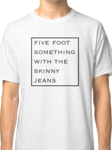 Midnight memories lyrics  Classic T-Shirt