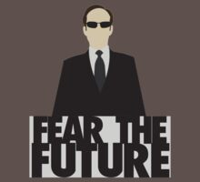 The Matrix - Agent Smith - Fear The Future by RellikJoin