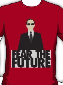 The Matrix - Agent Smith - Fear The Future T-Shirt
